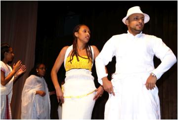 THE ERITREAN CULTURAL DANCERSEritrean Culture And Tradition