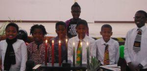 kwanzaa children