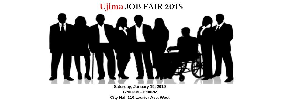 Website Ujima Jobfair 2018